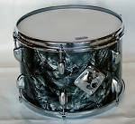 13&#34;x9&#34; Slingerland Black Pearl Tom